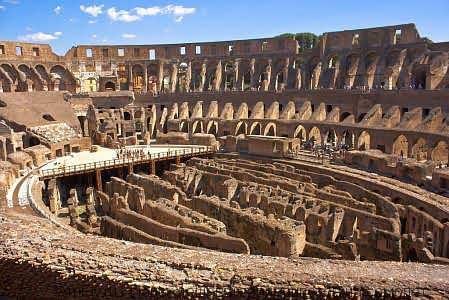 Италия Колизей