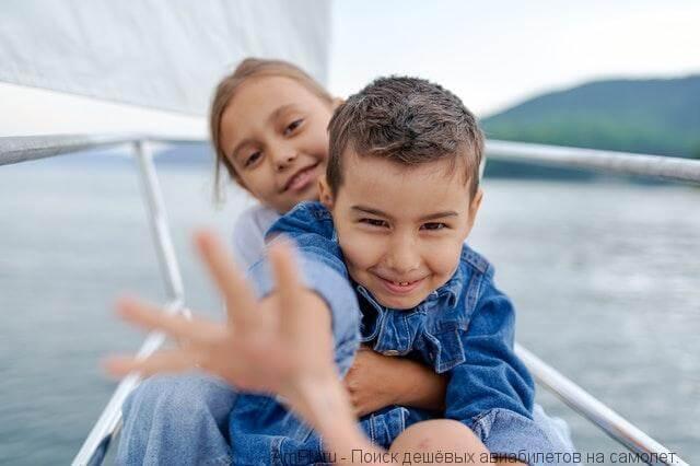 что взять ребёнку на море